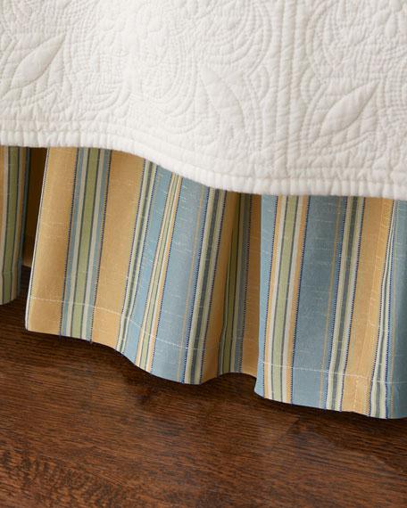 Twin Lutece Cypress Dust Skirt