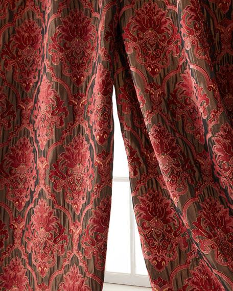 "Maria Christina 54""W x 98""L Curtain"