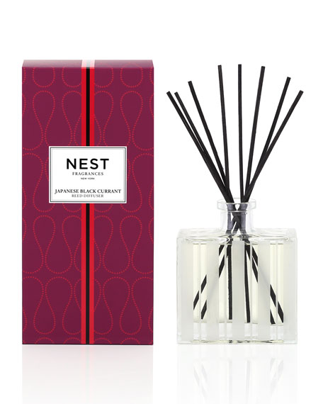 Japanese Black Currant Reed Diffuser, 5.9 oz./ 175 mL