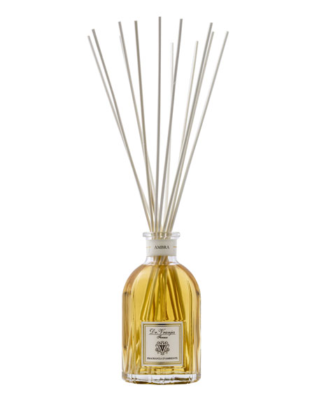 Ambra Glass Bottle Home Fragrance, 8.5 oz./ 250
