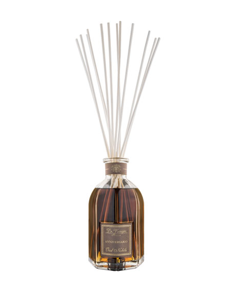 Oud Nobile Glass Bottle Collection Fragrance Diffuser, 8.4