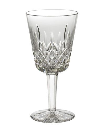 Lismore Crystal Goblet
