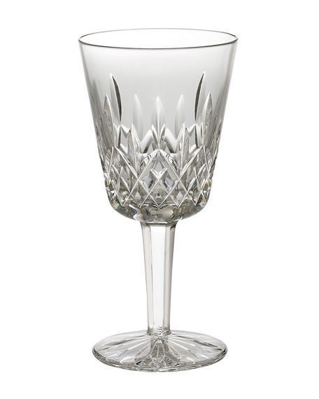 Waterford Crystal Lismore Crystal Goblet