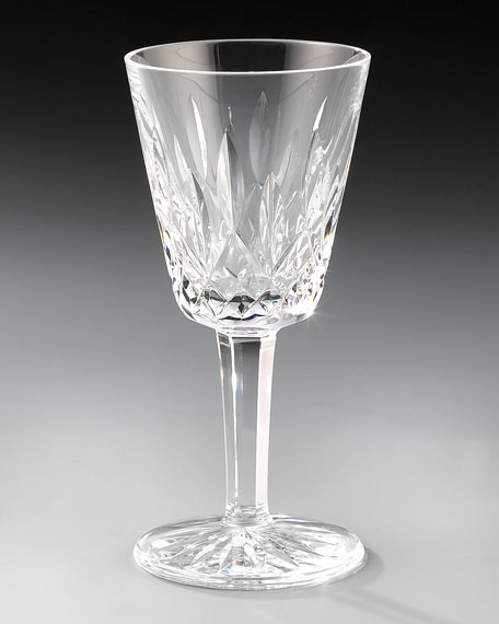 Waterford Crystal Lismore Crystal White Wine Glass