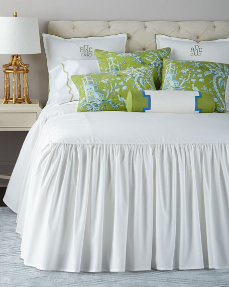 "28""L Full Hampton Bedspread"