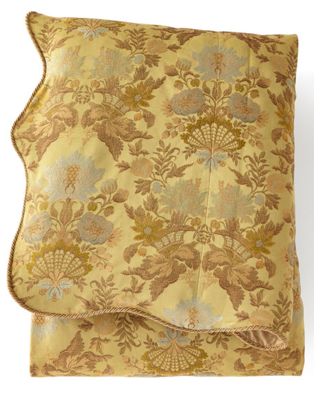Dian Austin Couture Home King Petit Trianon Floral