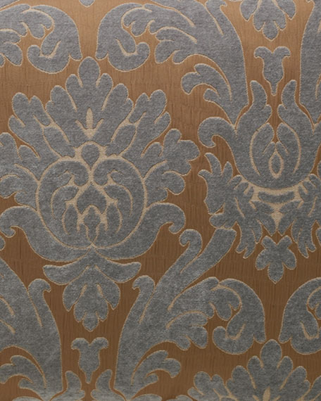 Bella Damask Fabric, 3 Yards