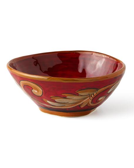 Four Novus Cereal Bowls