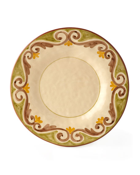 Baldaccio Dinner Plates, Set of 4