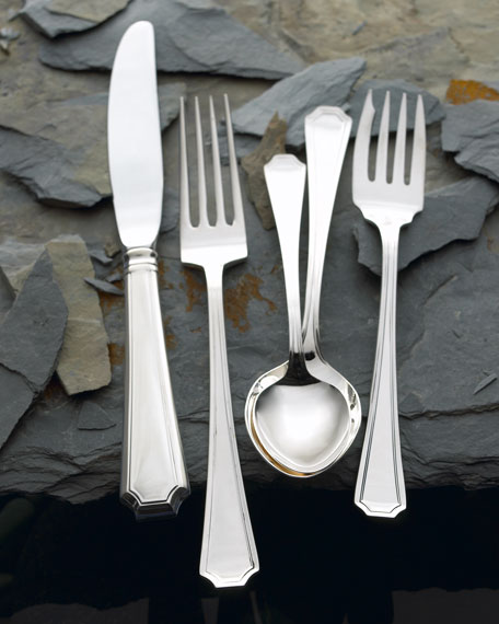 "46-Piece ""Fairfax"" Sterling Silver Flatware Service"