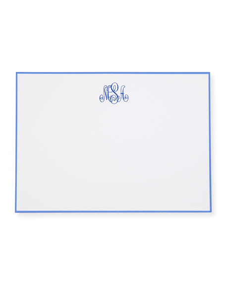 Boatman Geller 25 Notes/Personalized Envelopes