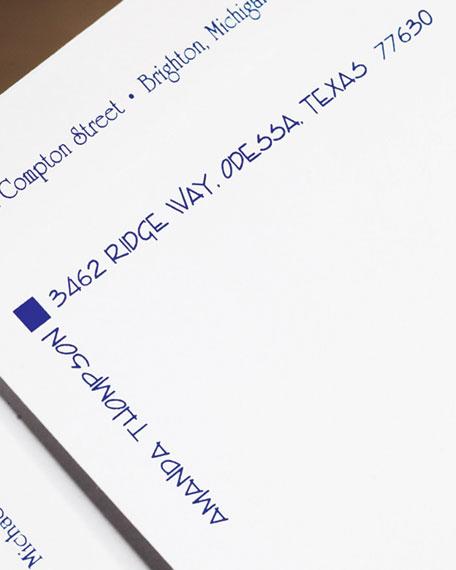 100 Style 2 Business-Size Envelopes