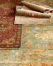 "Victorian Oushak Rug, 7'9"" x 9'9"""
