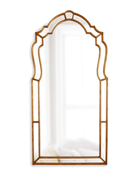 Oversized Beveled Mirror