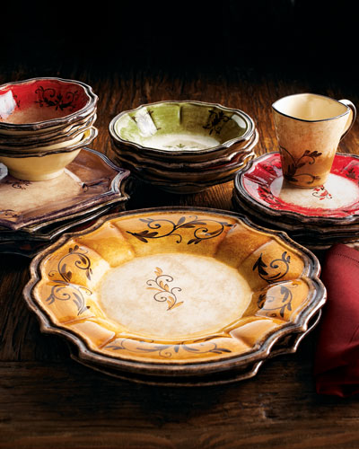 16-Piece Forum Dinnerware Service