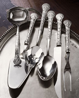 Wallace Six-Piece Turkey Hostess Set