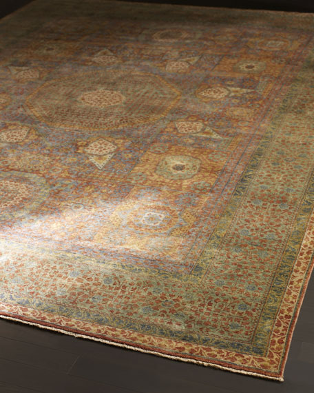 Exquisite Rugs Gable Colors Rug, 9' x 12'