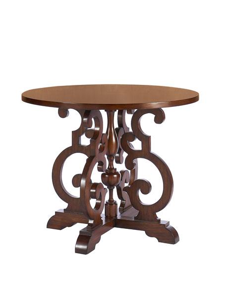 """""""Carina"""" Entry Table"""