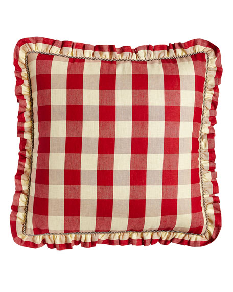 Sherry Kline Home French Country Bedding & Houndstooth Quilt Set