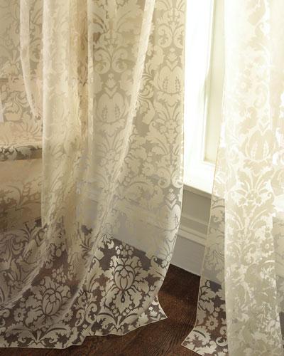 Olivia Curtain  108L