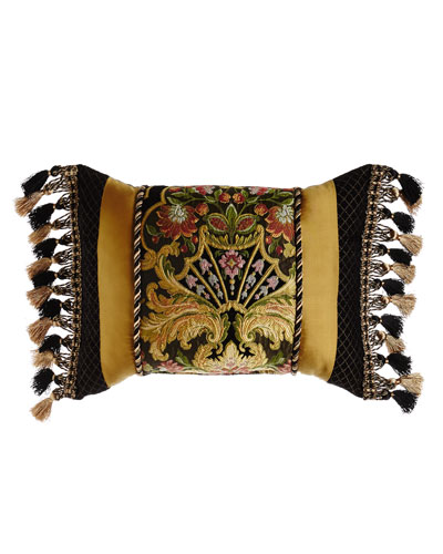 Pieced Gustone Pillow, 15