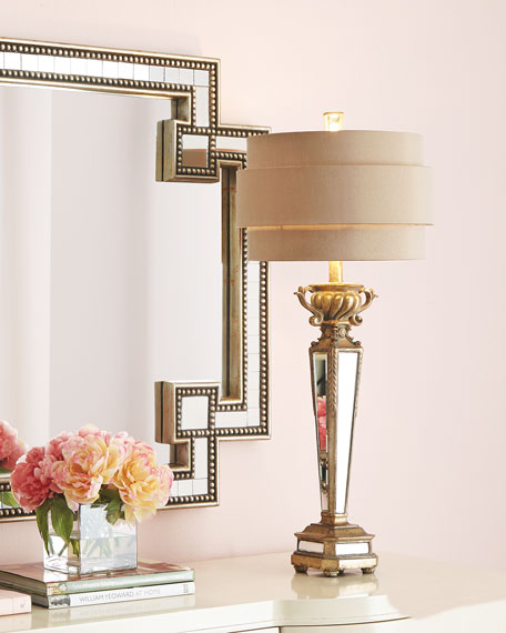 Deco mirror table lamp t mozeypictures Gallery