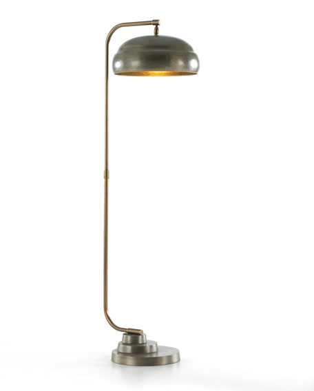 Jamie young steampunk floor lamp steampunk floor lamp aloadofball Image collections