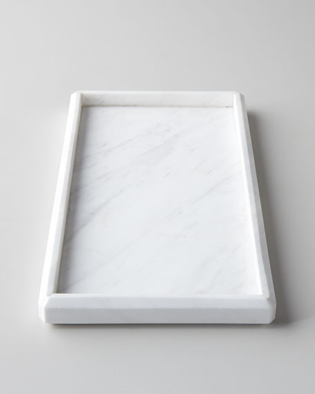 Waterworks Studio Marble Vanity Accessories
