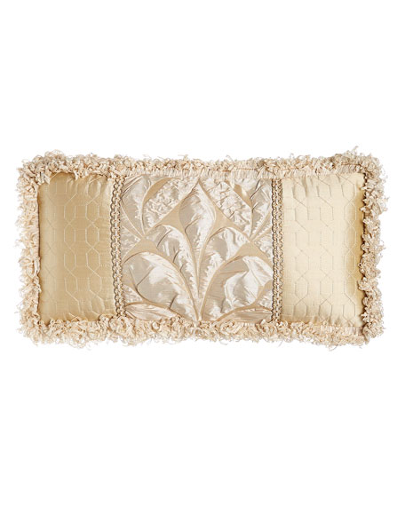 Dian Austin Couture Home Neutral Modern Pieced Box