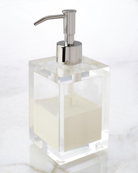 Solid Ice Pump Dispenser