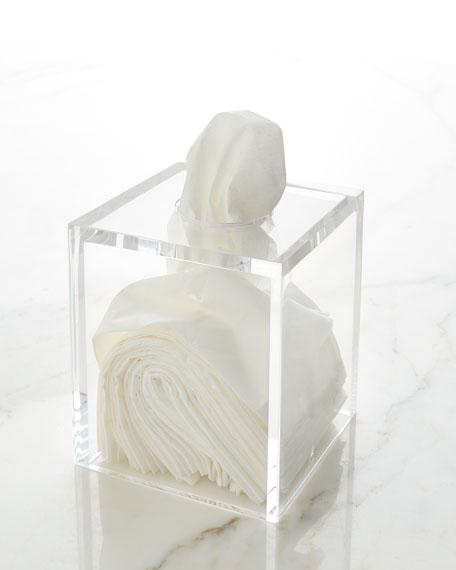 Solid Ice Tissue Holder