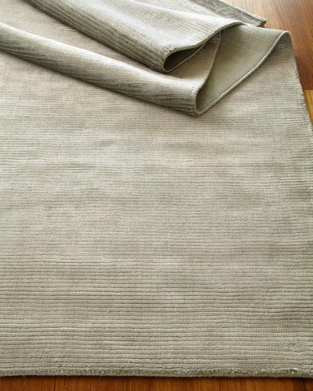 Textured Lines Rug, 4' x 6'