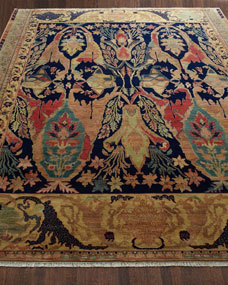 Exquisite Rugs Madigan Rug, 8u0027 X 10u0027