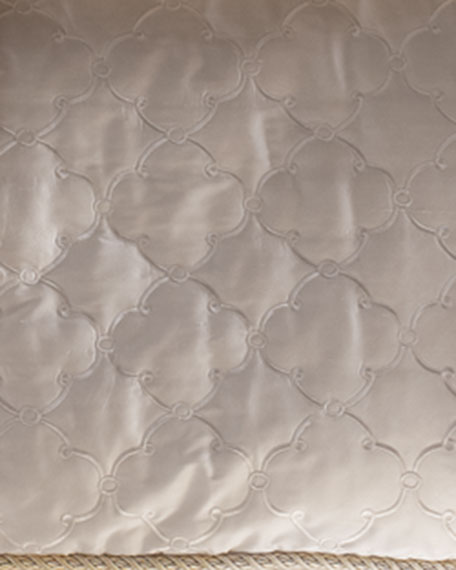 Queen Earl Court Quilted Duvet Cover