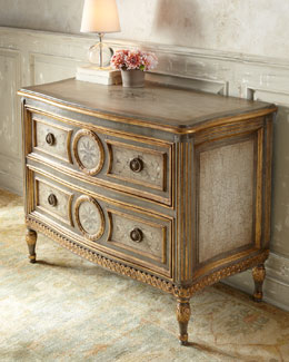 "John-Richard Collection ""Fran"" Two-Drawer Chest"