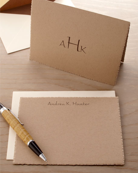 Add Lining to Envelopes