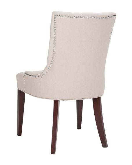 Amanda Linen Dining Chair