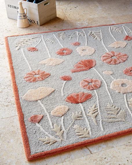 Martha Stewart Rugs Poppy Glossary Rug