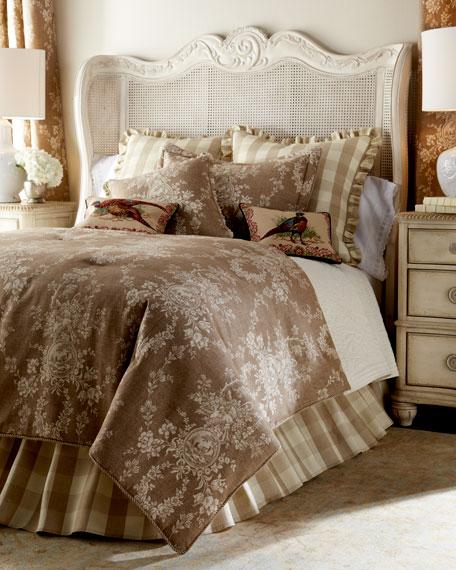 Queen Country House Comforter Set