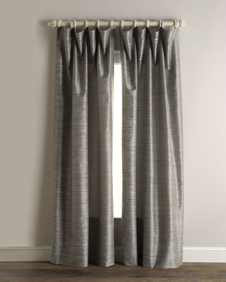 "Each 108""L Streak Curtain"