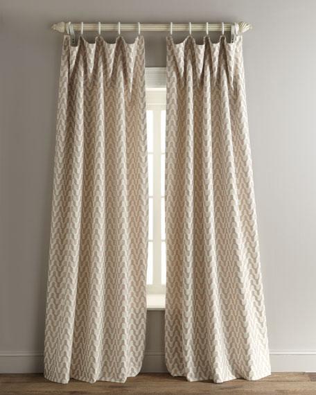 """Each 50""""W x 108""""L Vonn Curtain"""