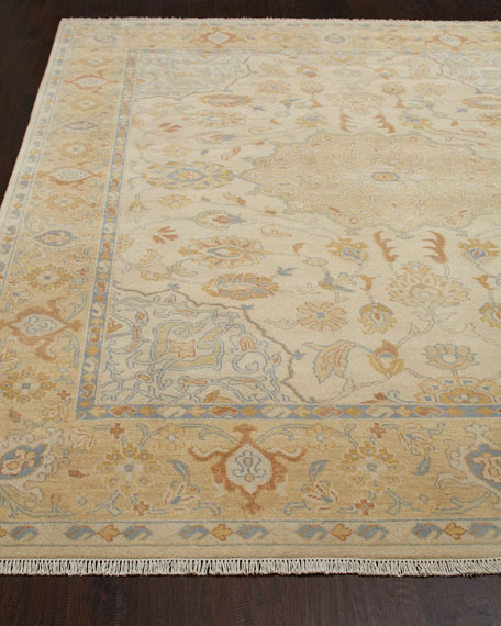 "Cottage Granary Rug, 7'9"" x 9'9"""
