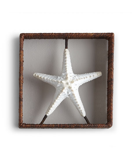 Palecek Starfish Shadowbox