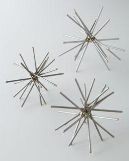 Regina-Andrew Design Small Brazed Spike Ball