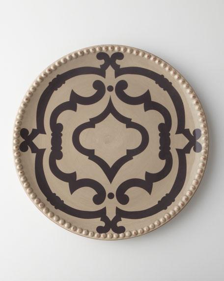 Ogee Dinner Plates, Set of 4