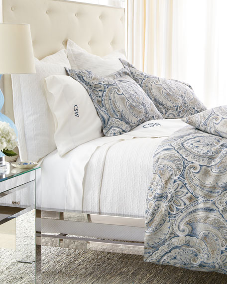 Queen Charleston Duvet Cover
