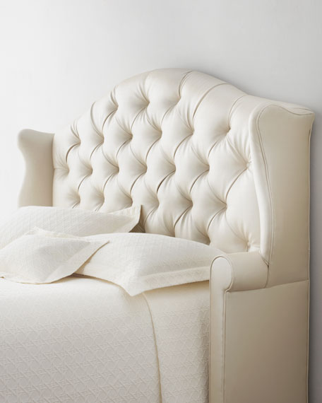 """Devonna"" Queen Tufted Headboard"