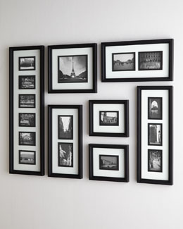 Black & White Collage Frames