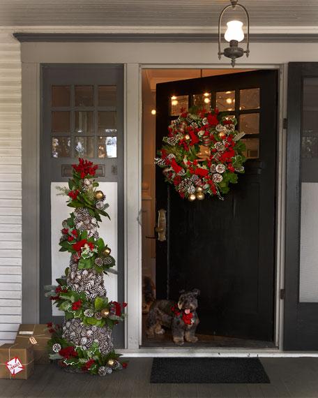 "28"" Classic Wreath"