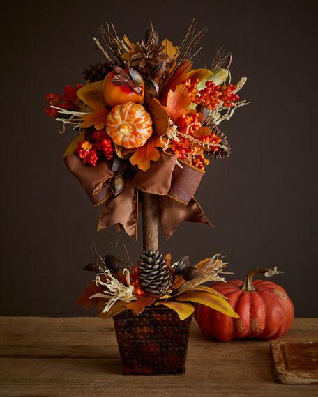 """24"""" Harvest Topiary"""